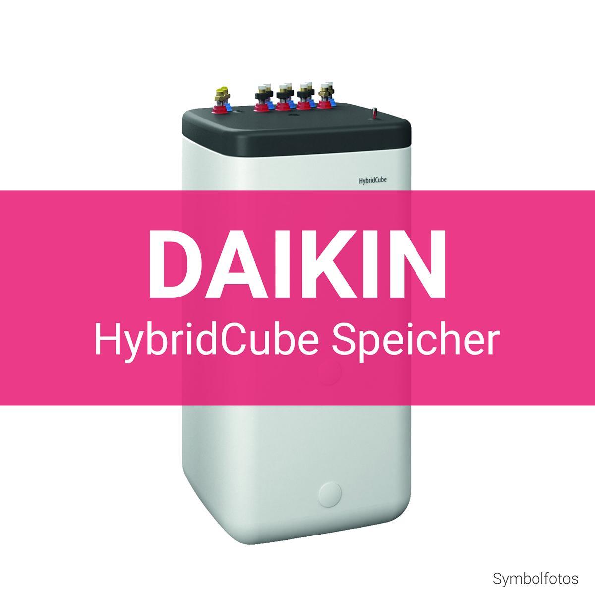 Daikin HybridCube Speicher