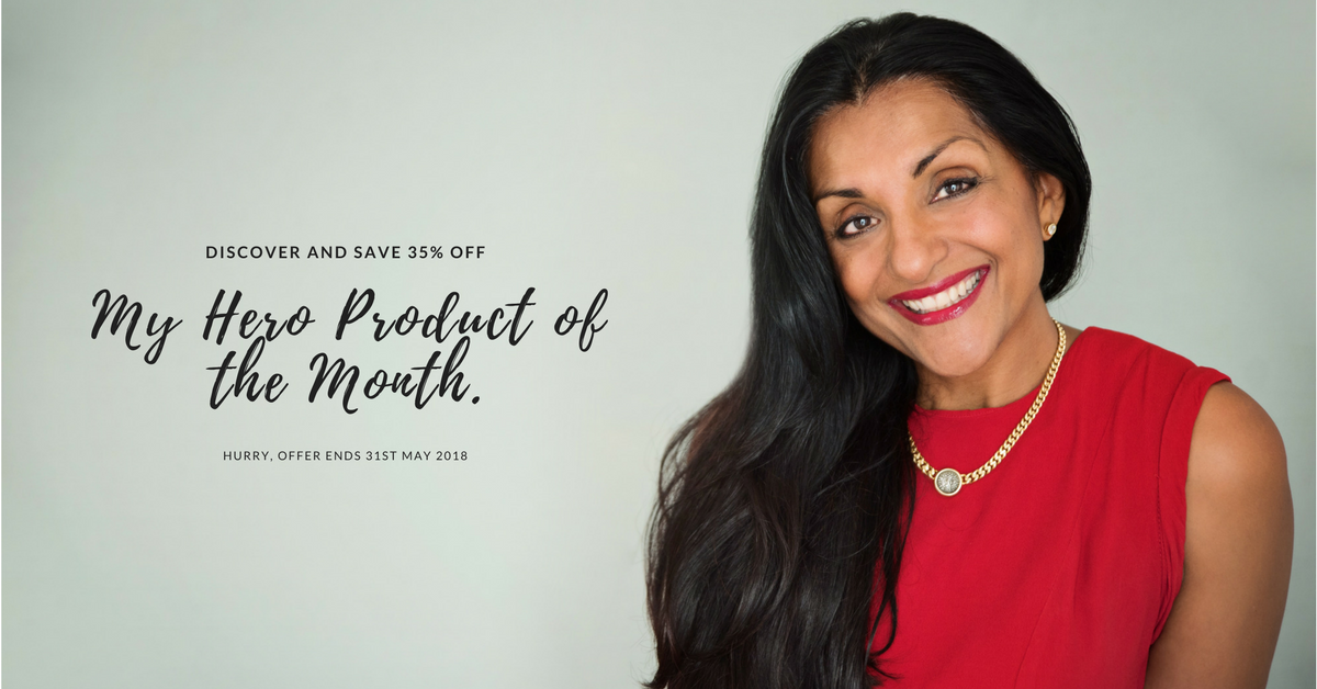 Geeta Sidhu-Robb | Nosh Derox - Offer of the month