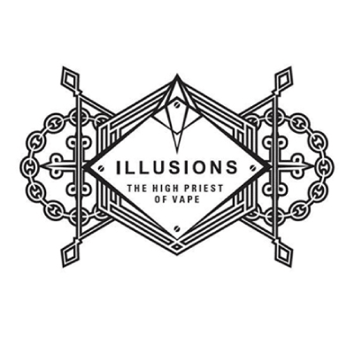 Illusions Vapor Logo
