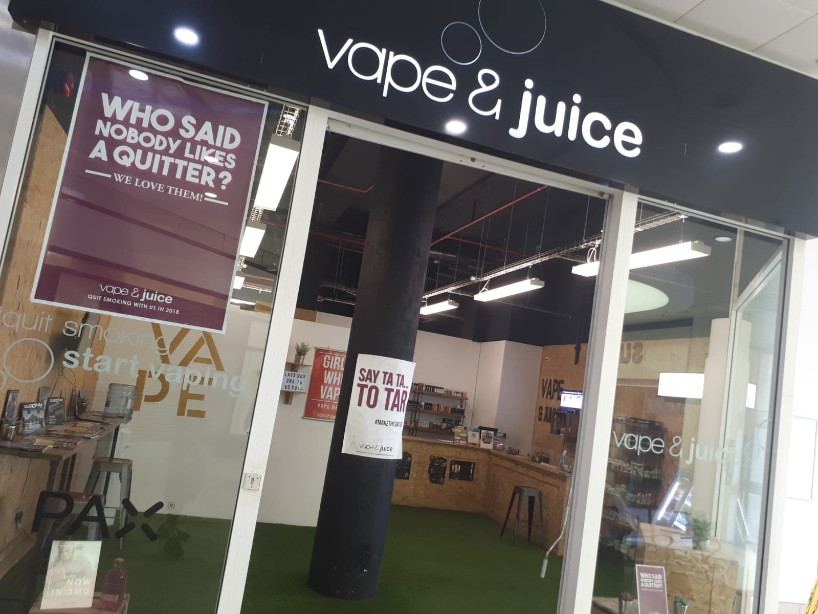 Vape and Juice Ecig Shop Barking