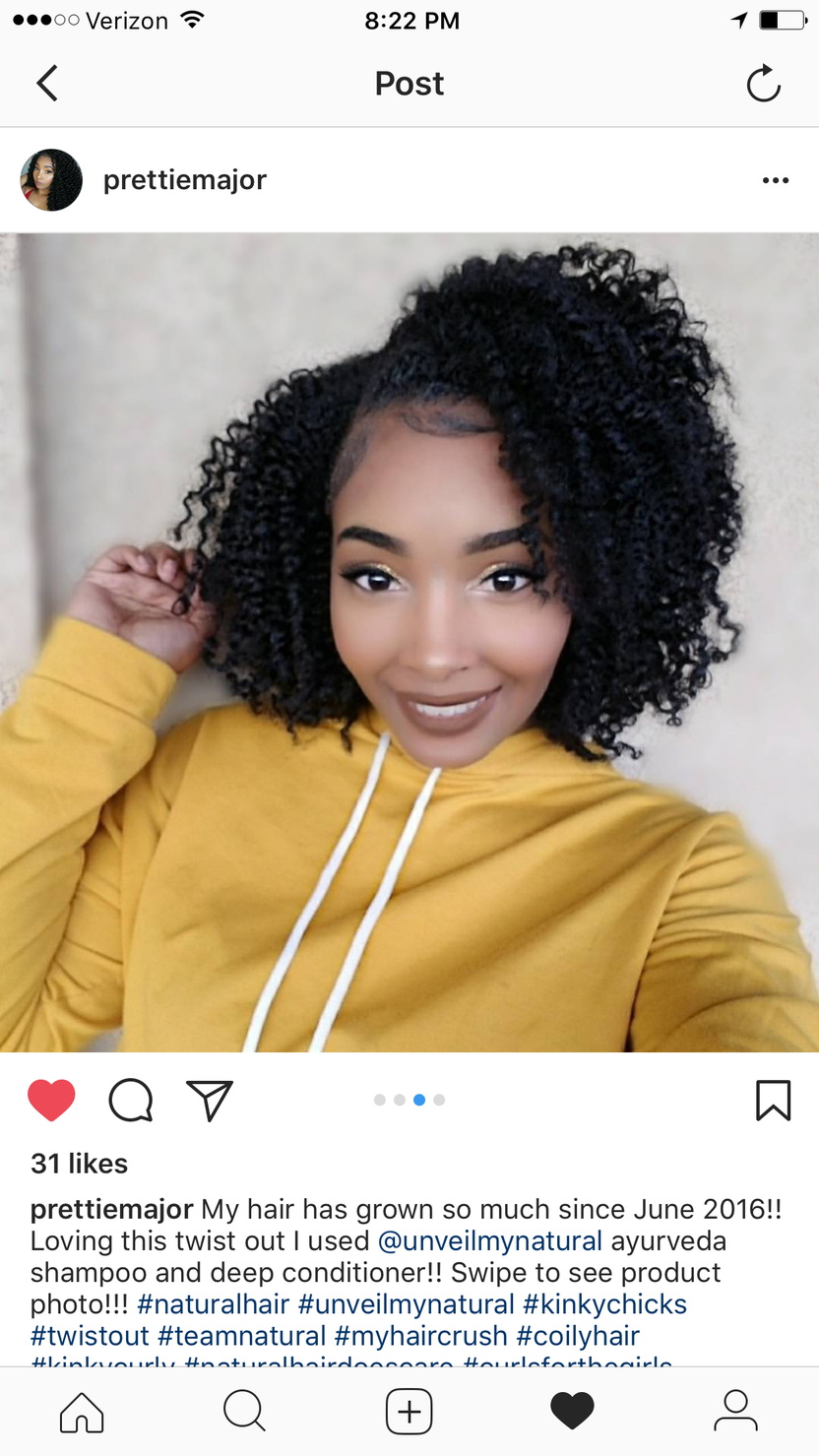 UnveilMyNatural Hair Styles | Natural Hair Products | Monet London Collection