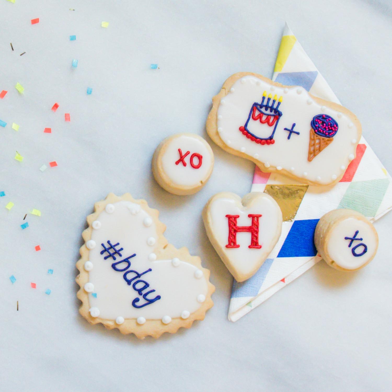 Custom Cookie Design #3