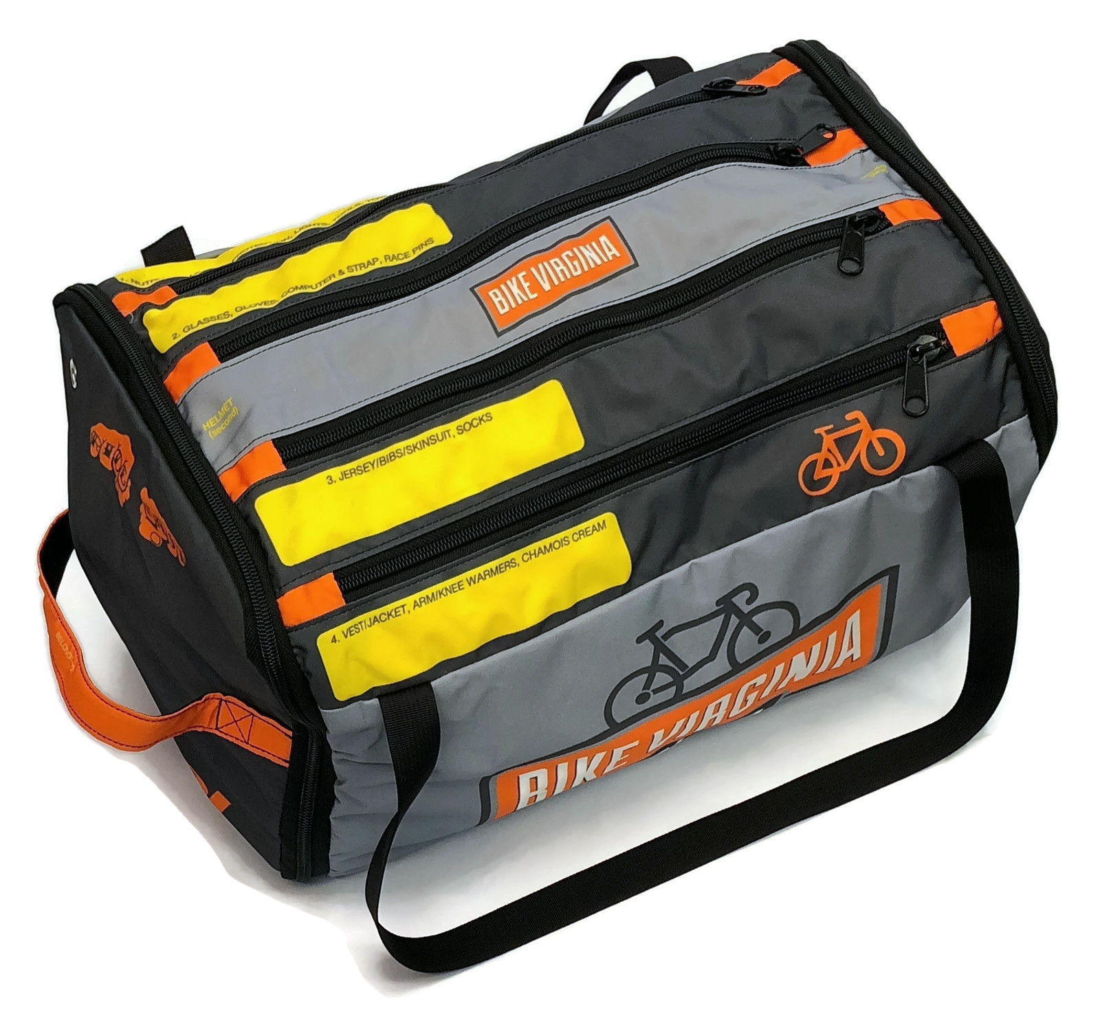 Raceday Bags Pedal Industries