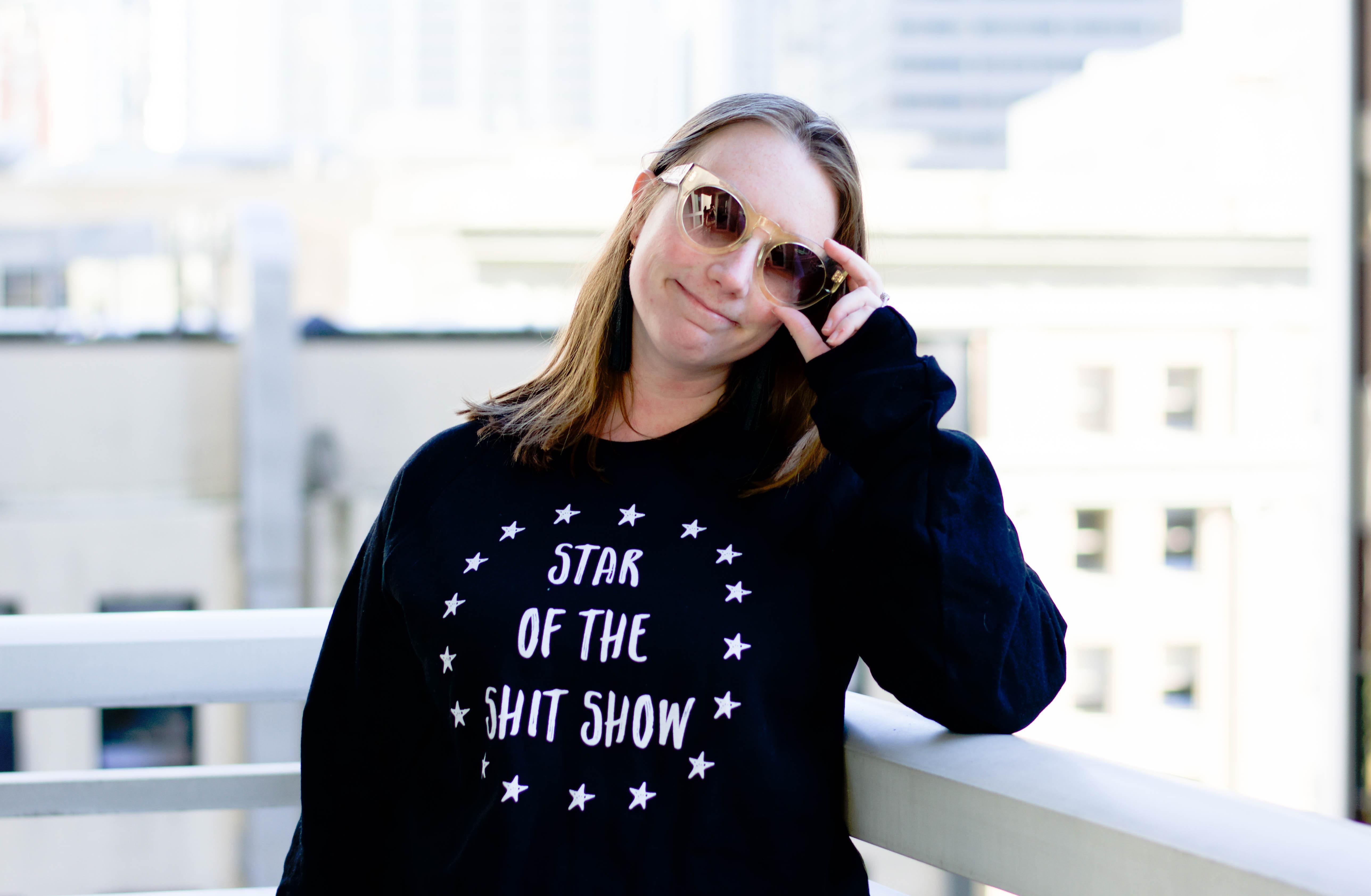 shit show shirt