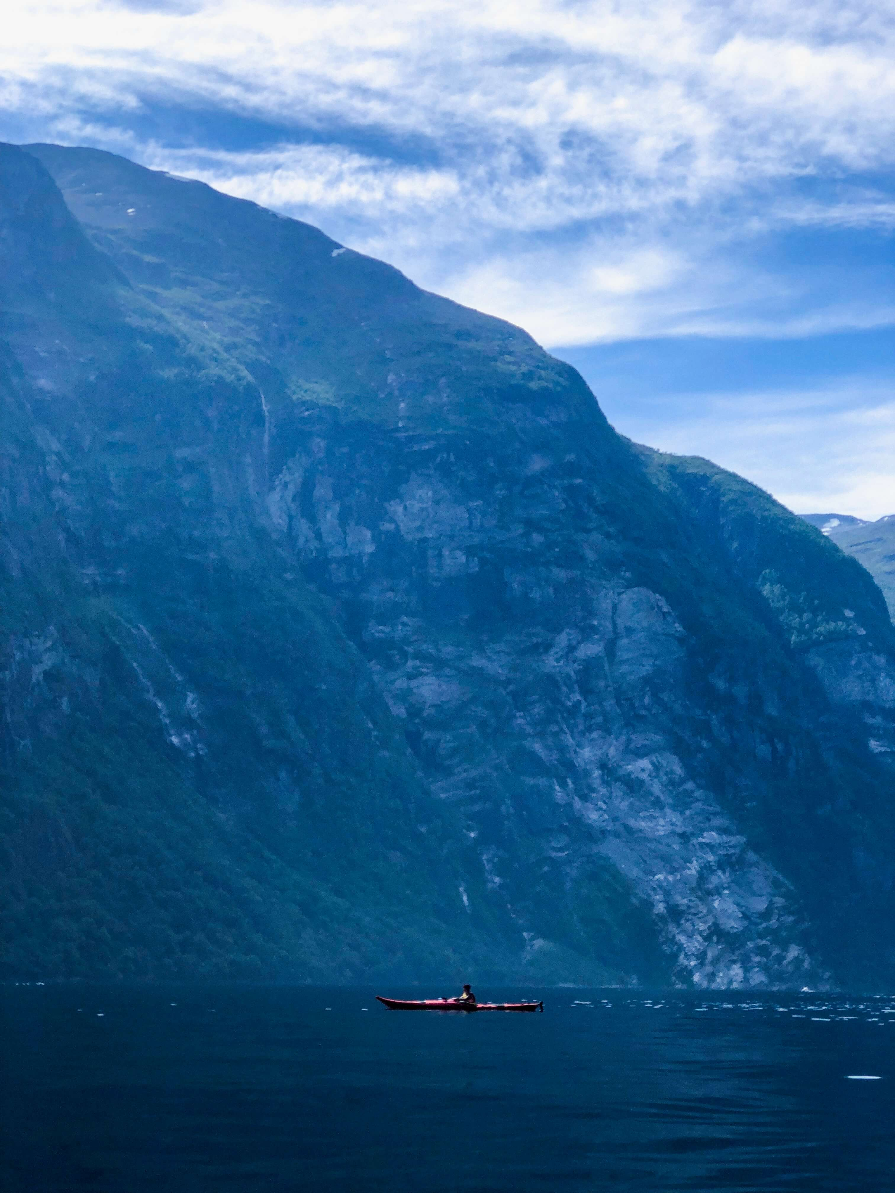 Geiranger Norge Rivia Sports