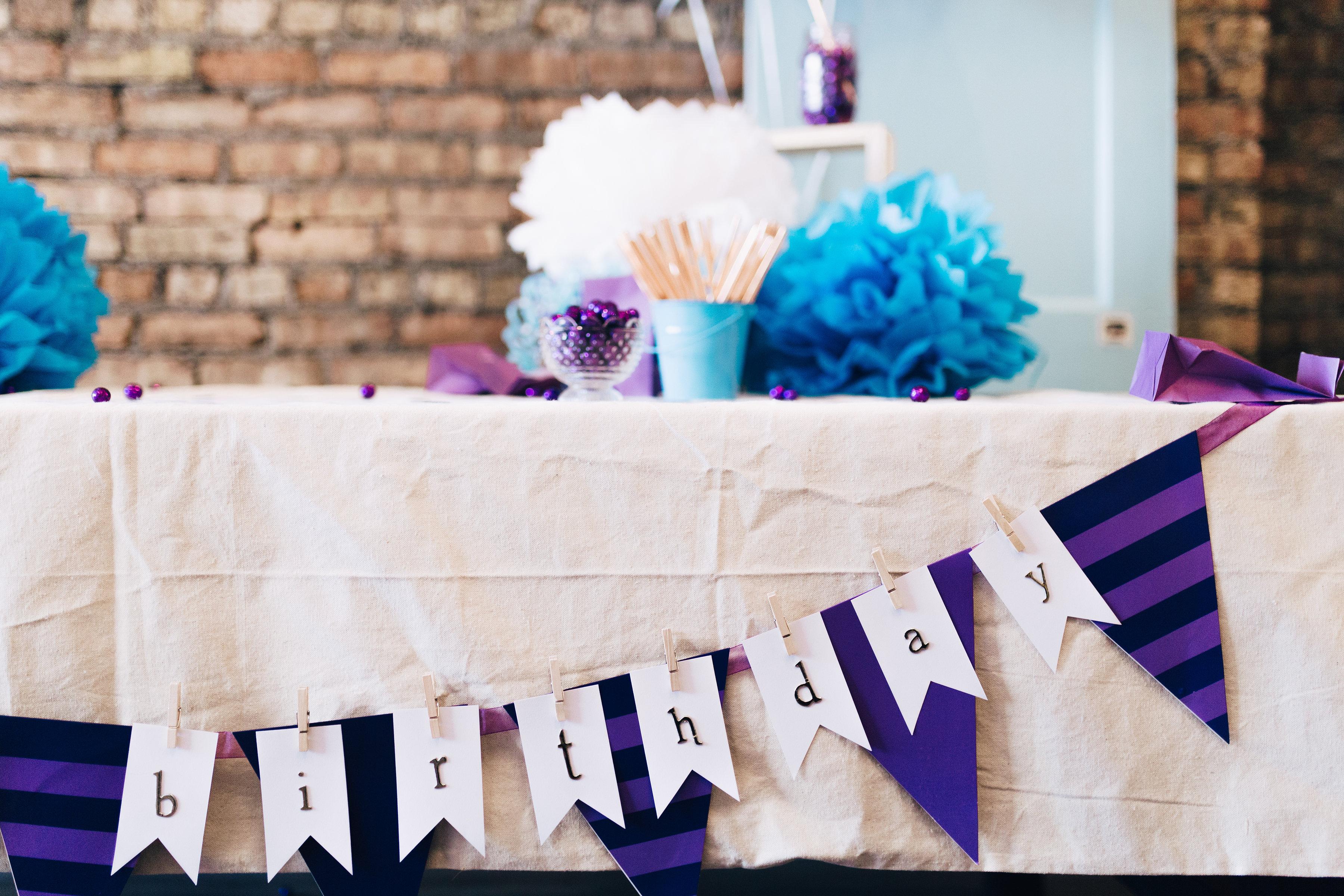 Indigo & Violet Studio - Chicago craft events venue rentals