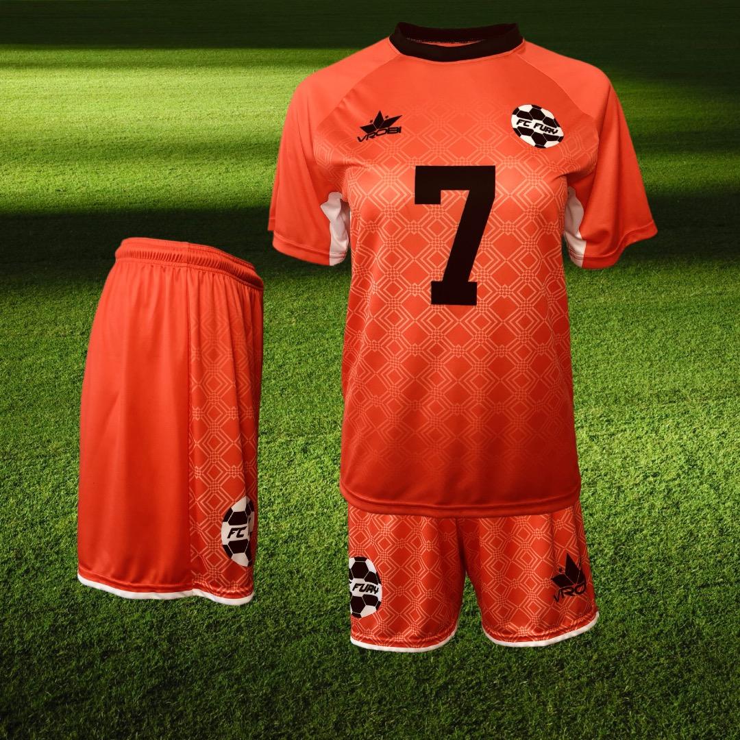 VROBI Soccer Uniforms