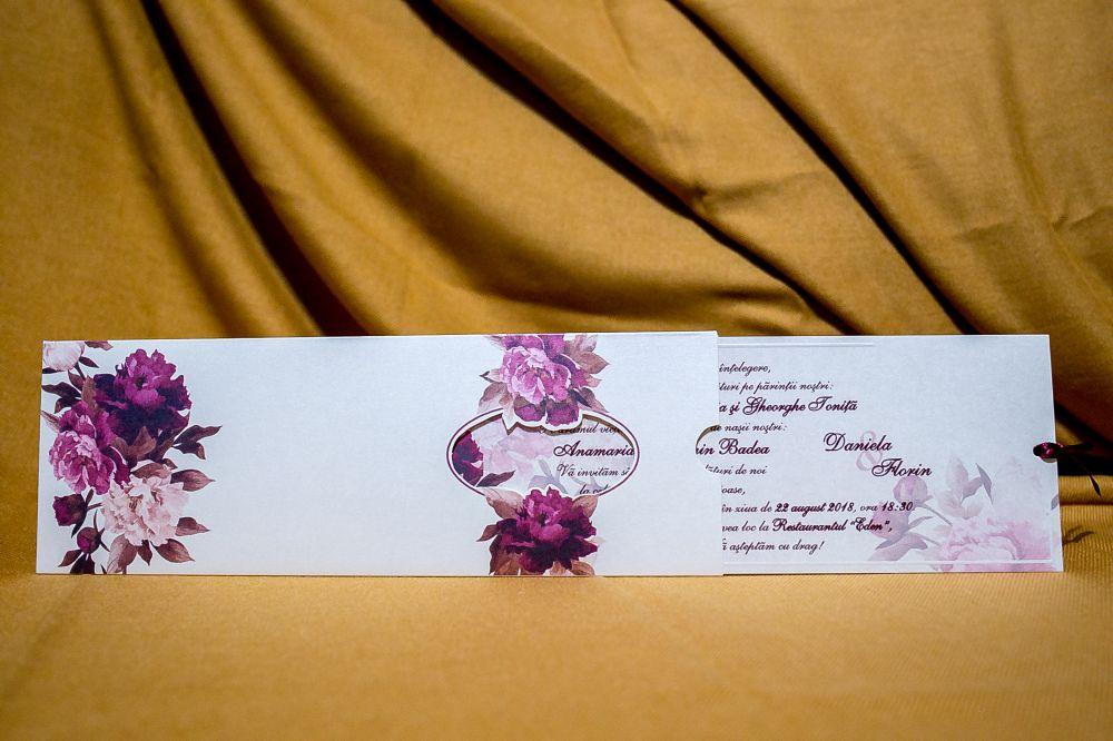 Invitatii nunta 4001