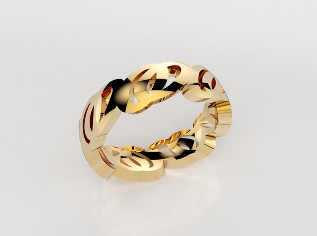 3D designed Soonets Jewelry Signature ring