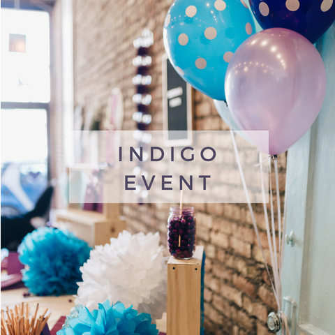 Indigo Event - Chicago creative parties venue rental