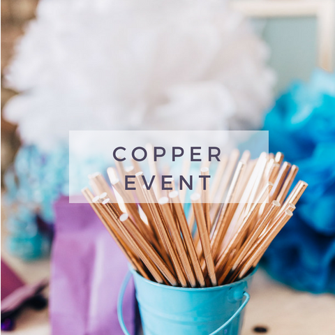 Copper Event - Chicago creative parties venue rental