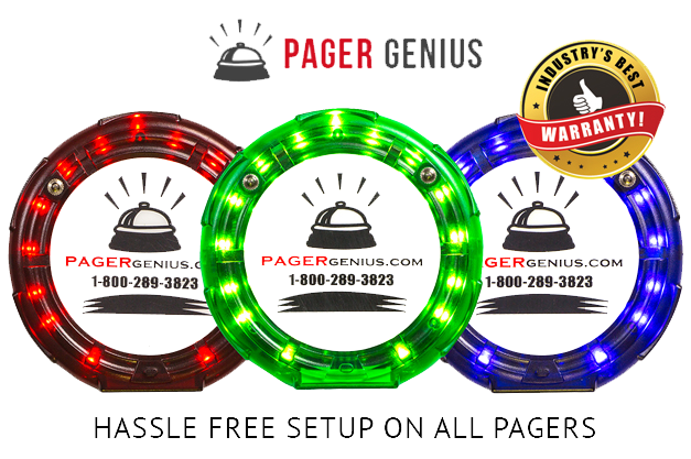 Page Genius Pagers System - Hassle Free Setup on All Pagers