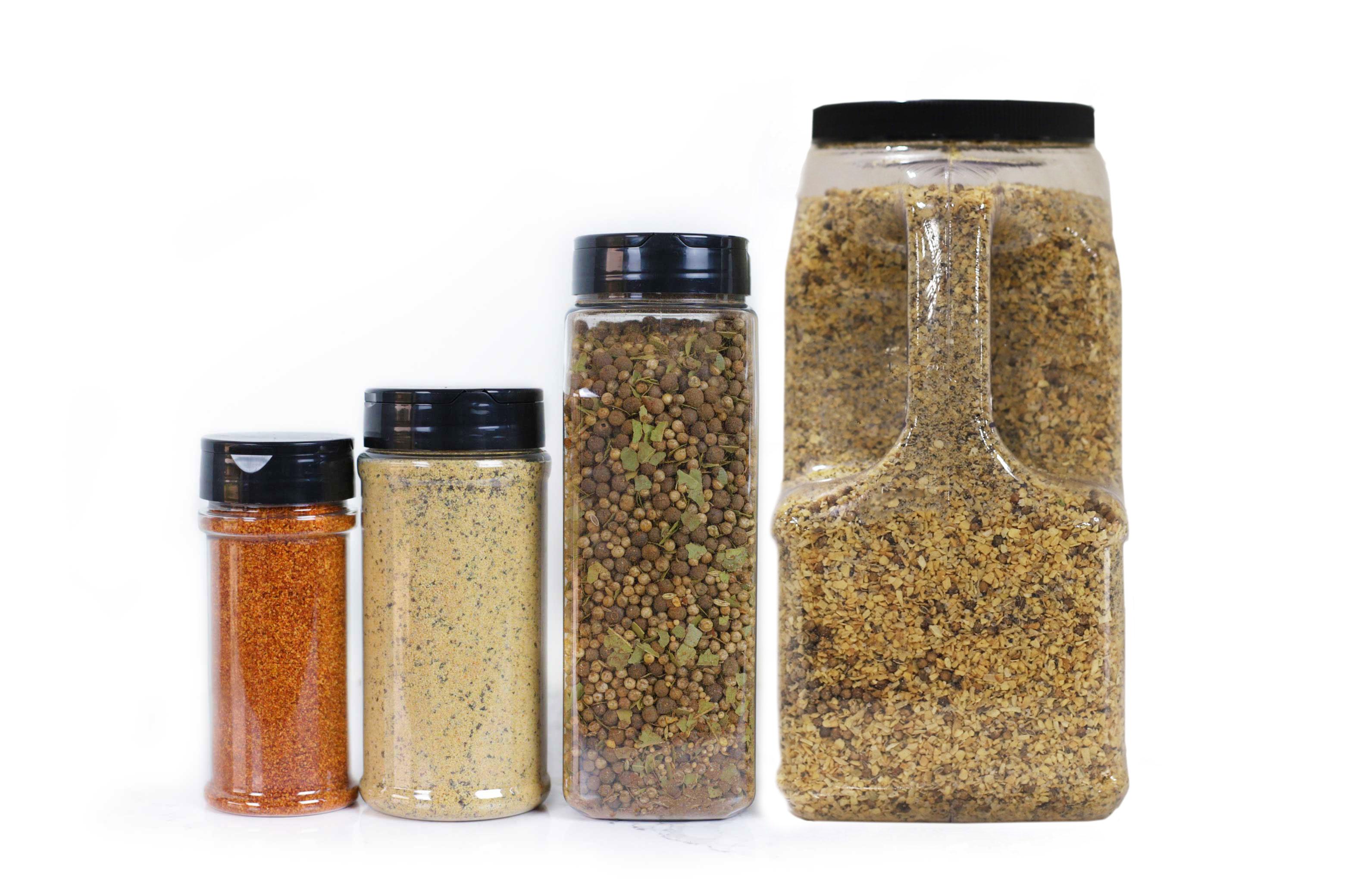 seasoning bottles