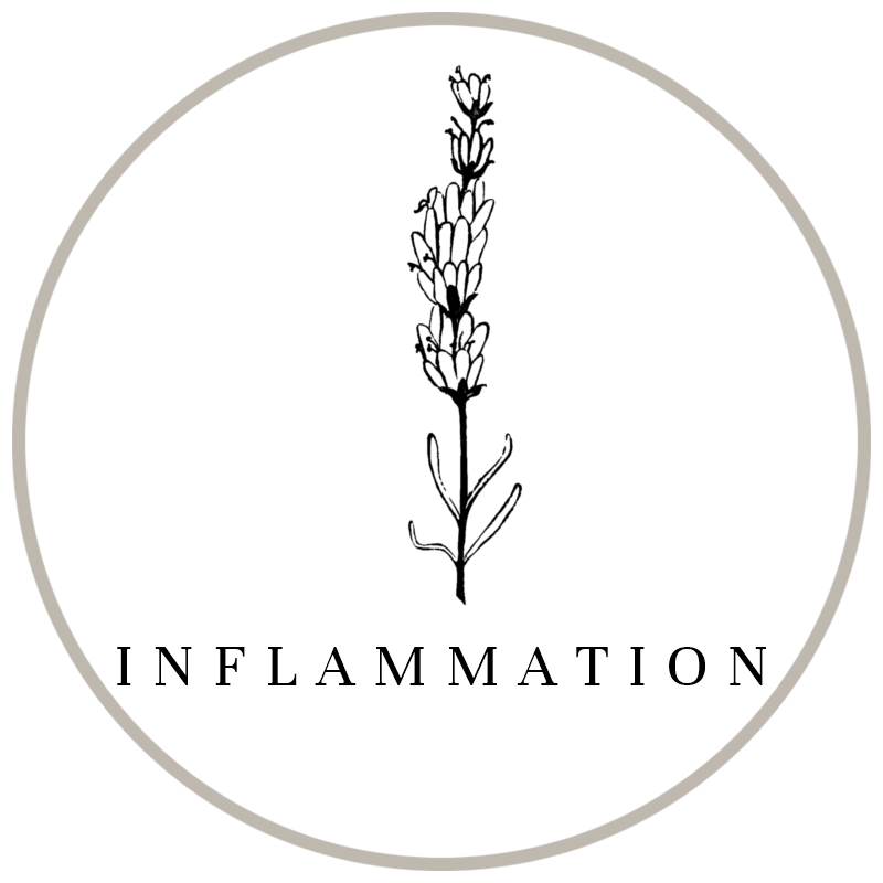 natural ingredients for inflammation in natural skincare
