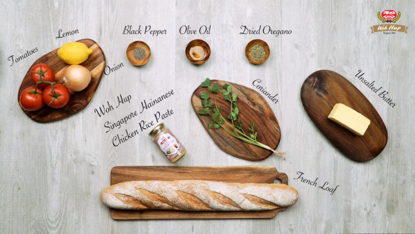 GARLIC BREAD | 蒜茸面包