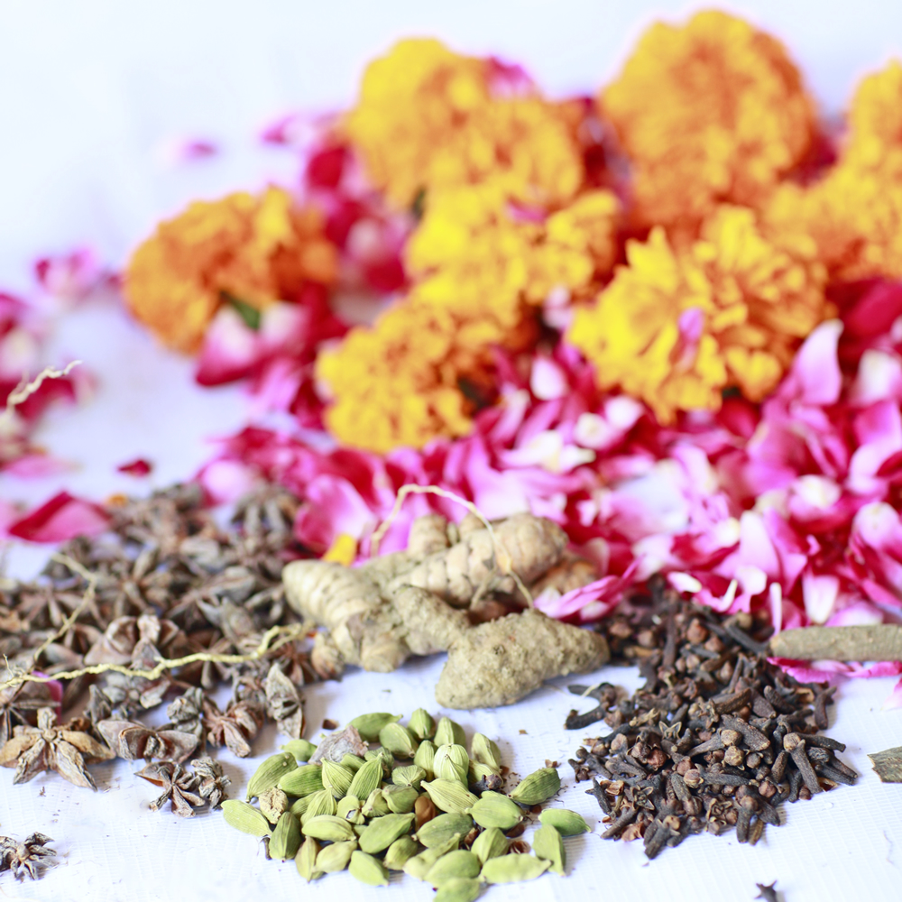 Ingredients from Ayurveda used in Taila Natural Luxury Clean Skincare