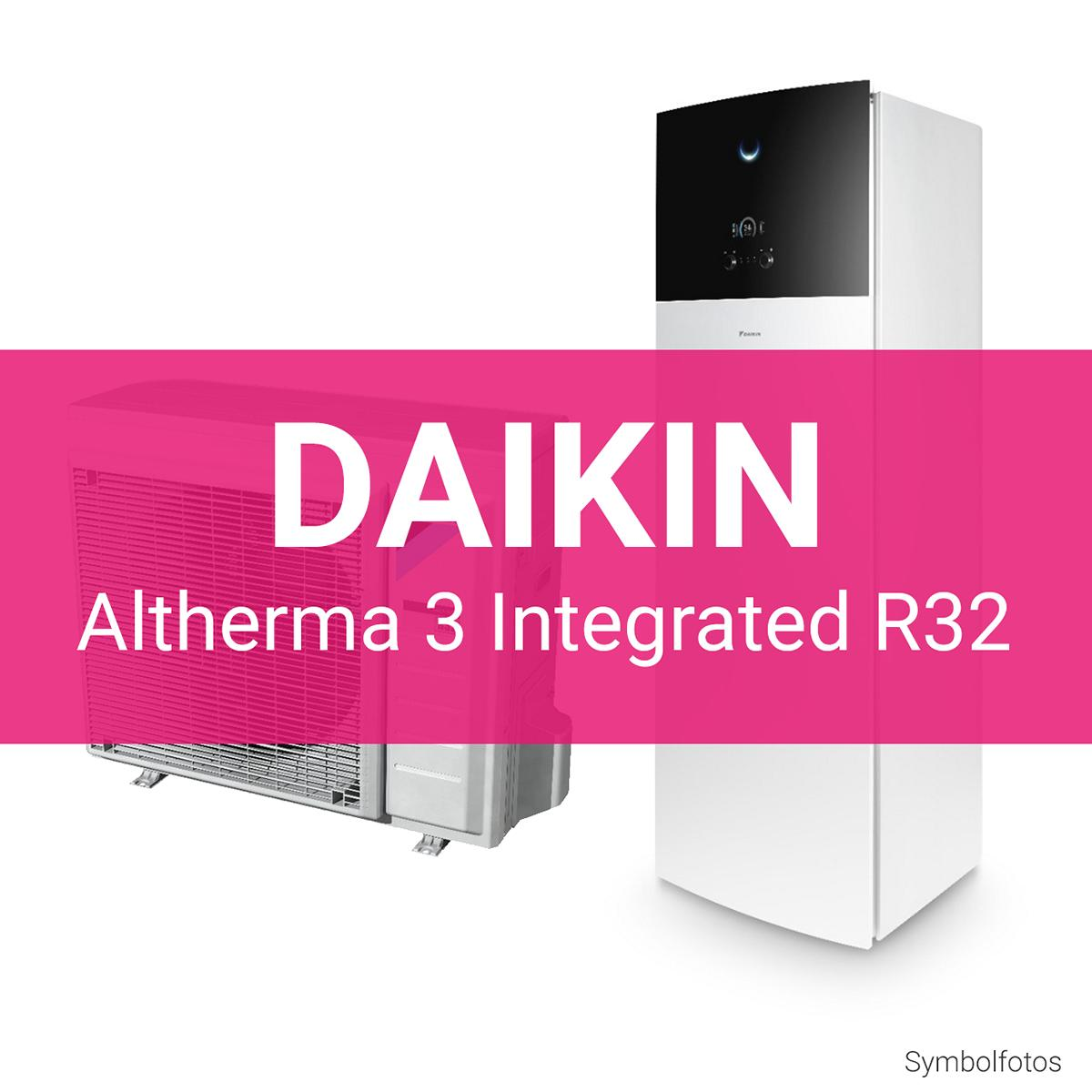 Daikin Altherma 2 Integrated R32