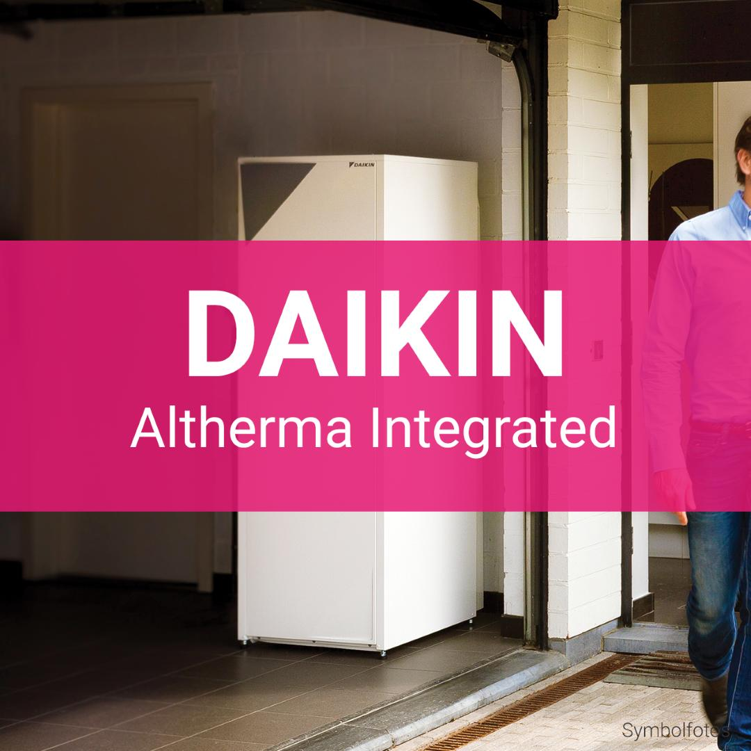 Daikin Altherma Integrated