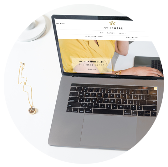 invisaWear® Smart Jewelry - Contact Us