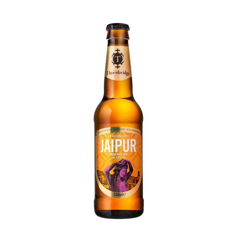 Jaipur from Thornbridge