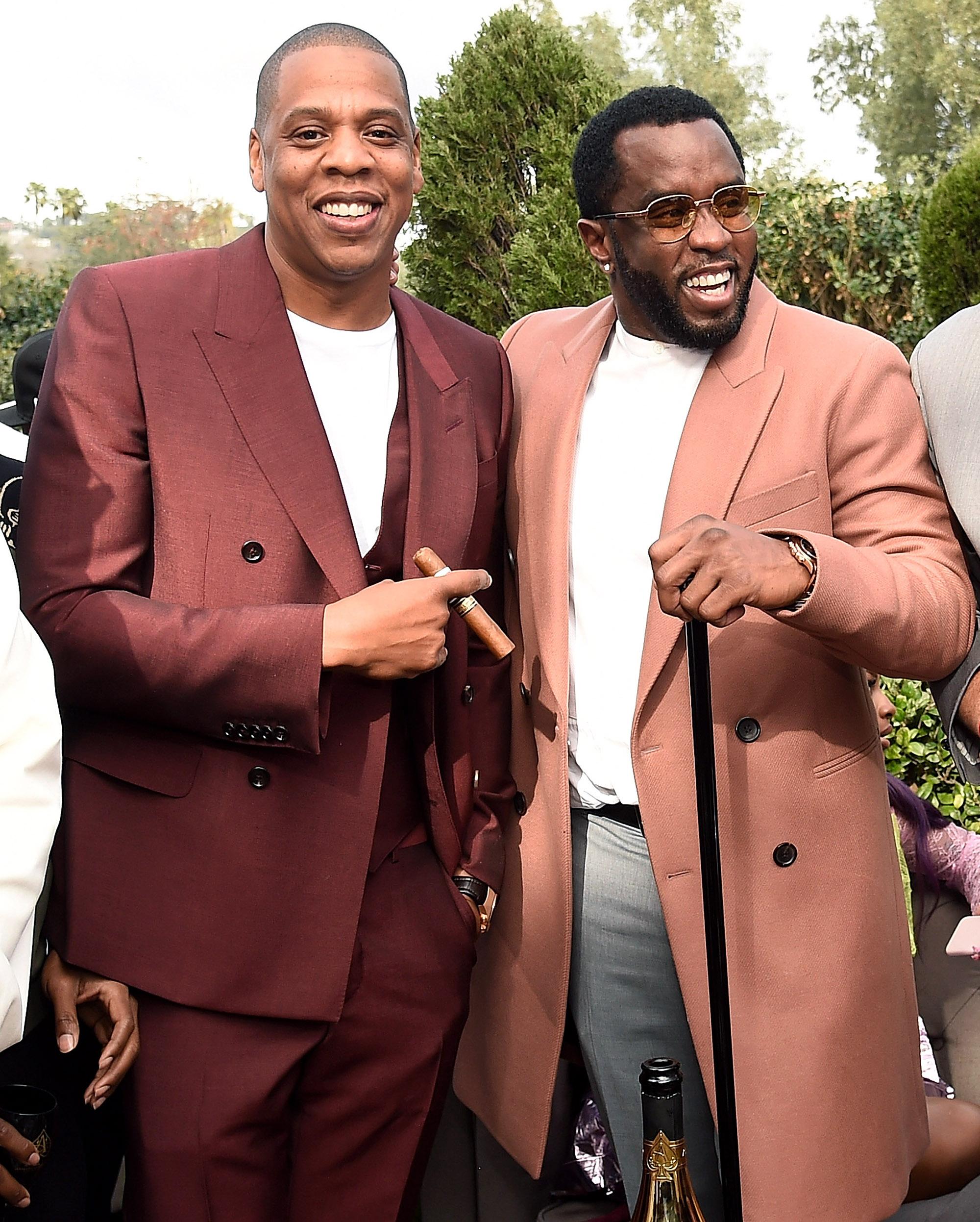 Jay Z Suit