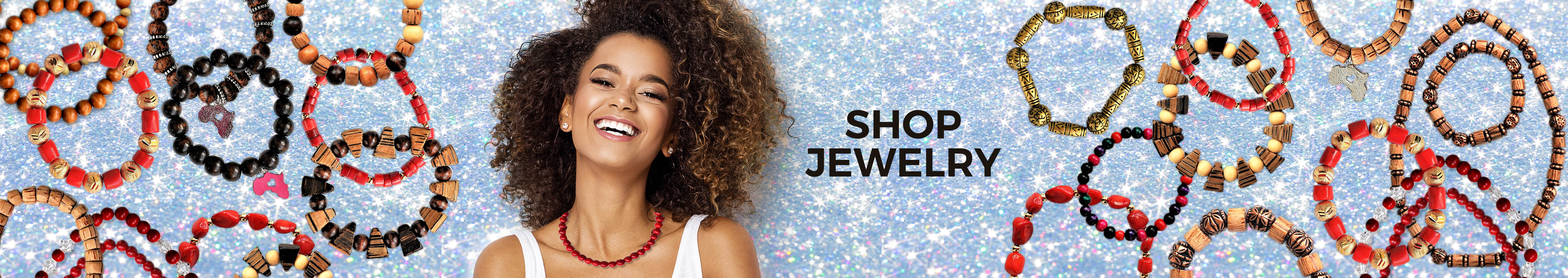 Show Your Africa Women's Jewelry Page