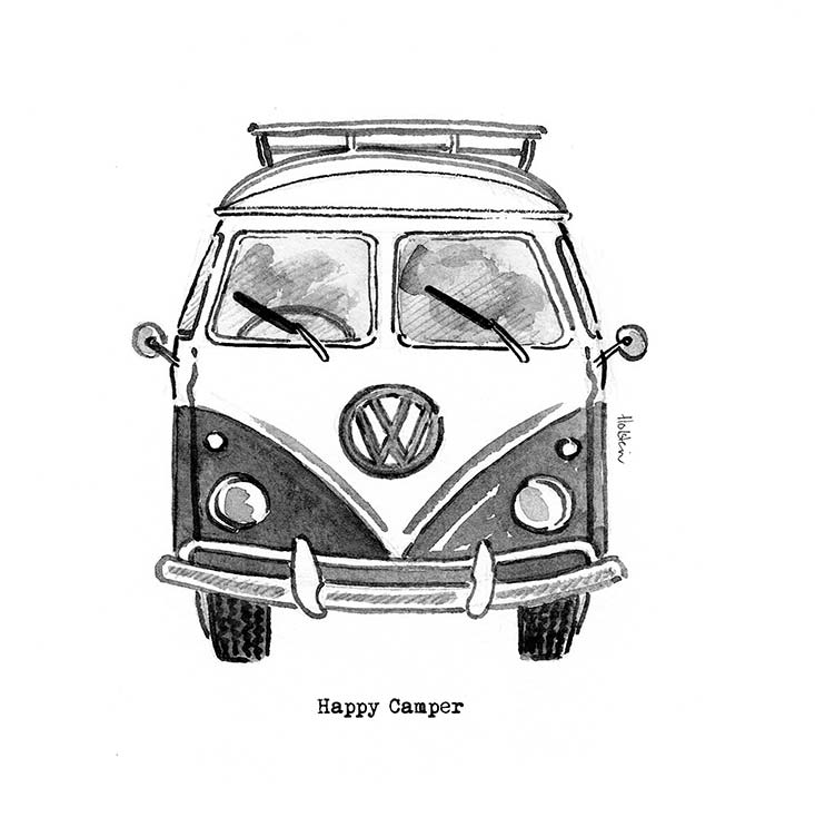 Free May Printable VW