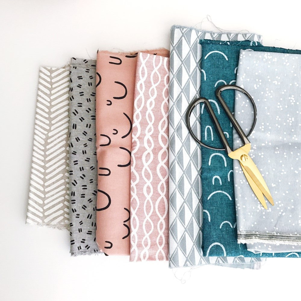 Fat quarter fabric from Spindle And Rose