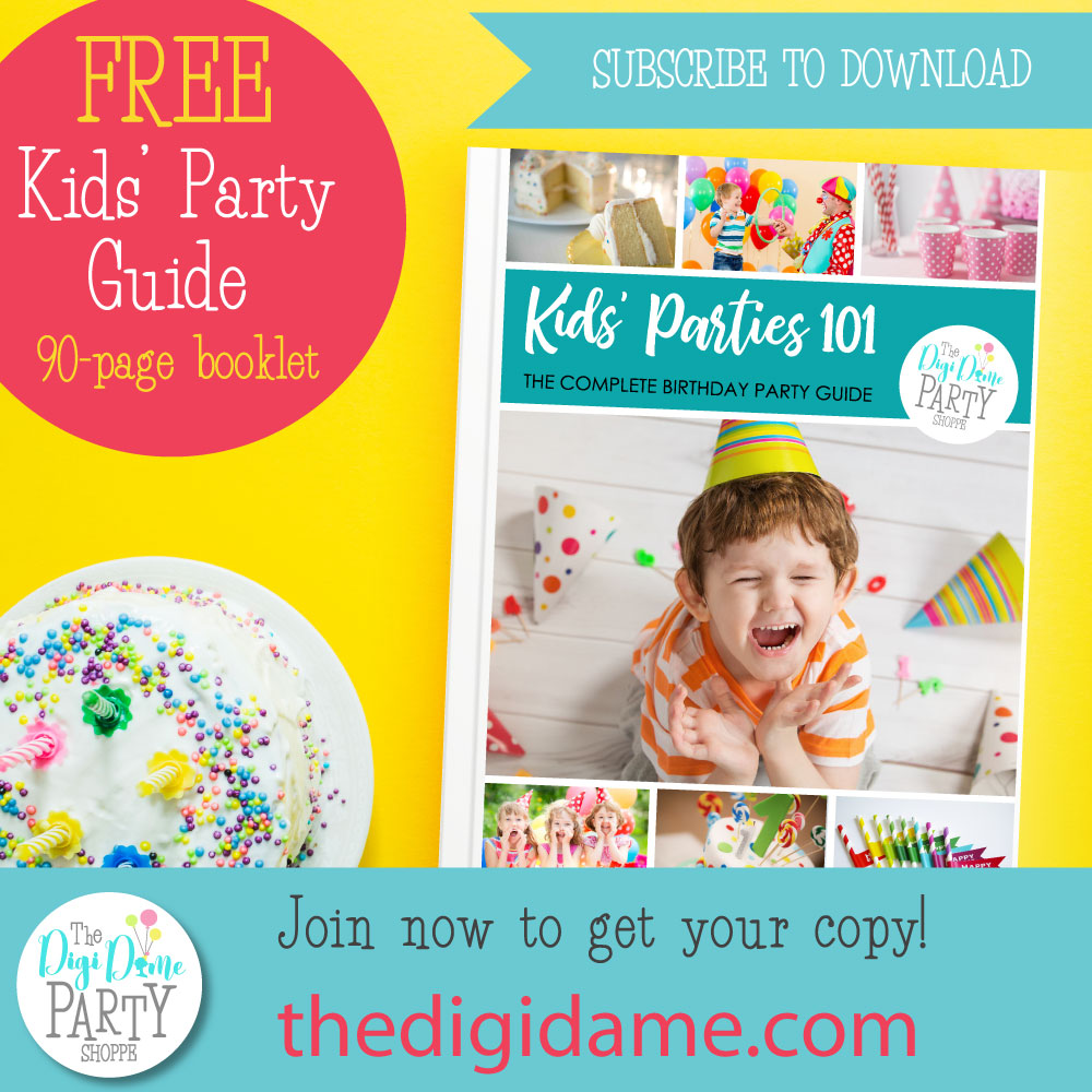 free party guide book