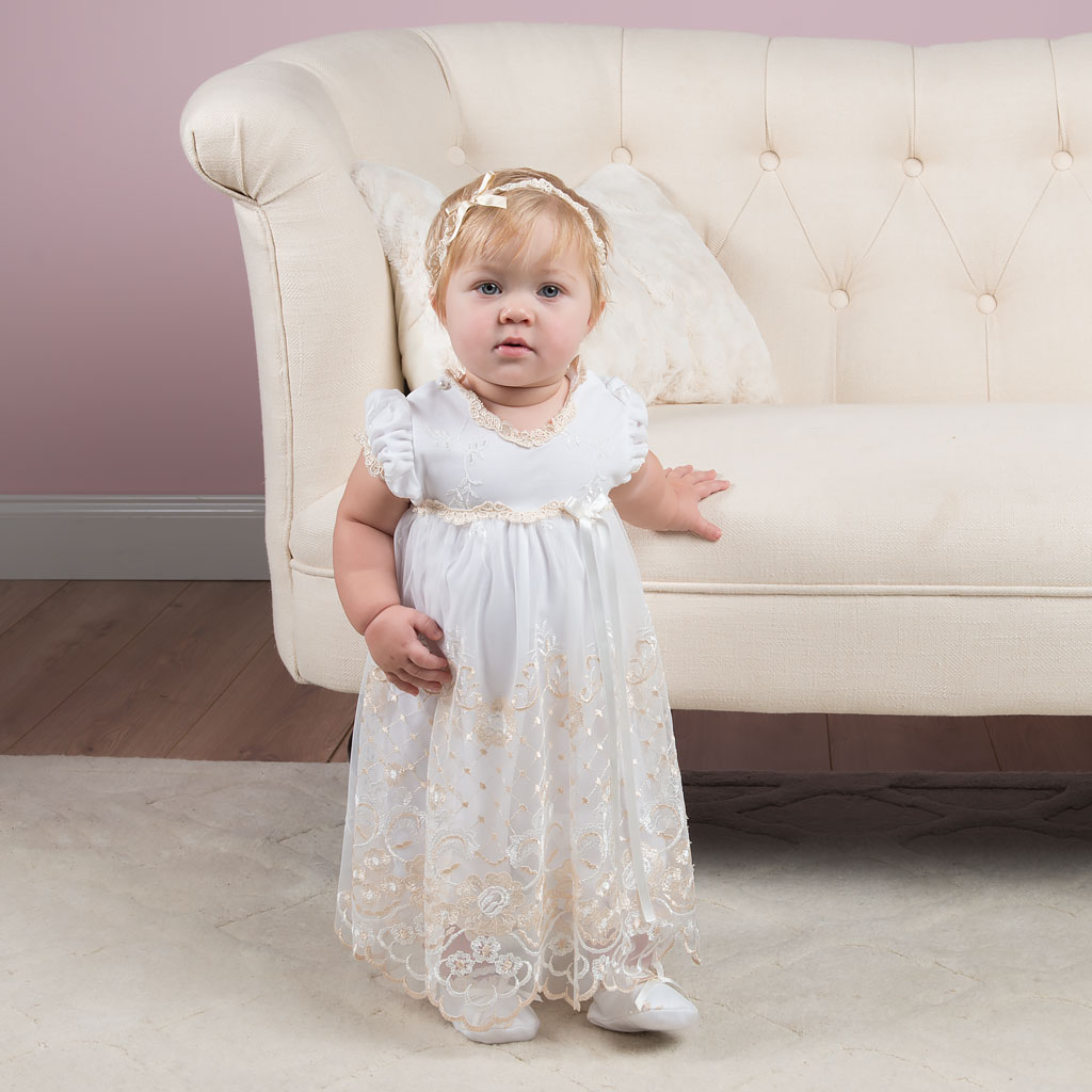 Joli Girls Christening Dress Collection