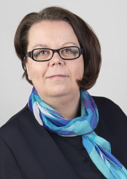 Liiketoimintajohtaja Kirsi Junnilainen