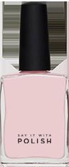 Nude Pink Nail Polish