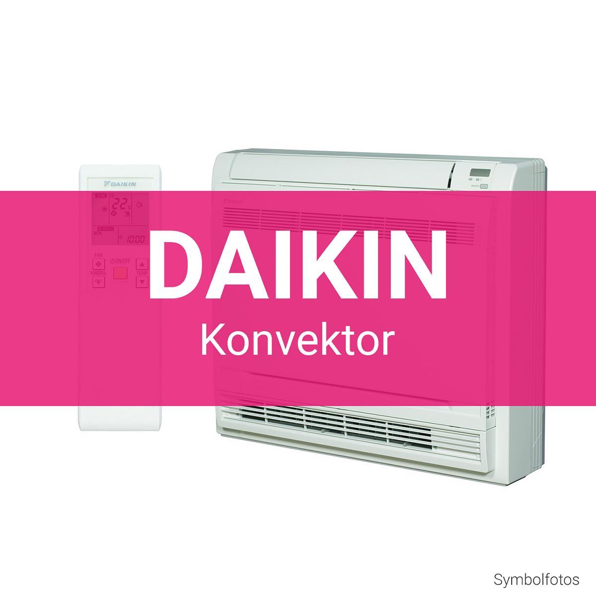 Daikin Niedertemperatur oder Kühl Konvektor
