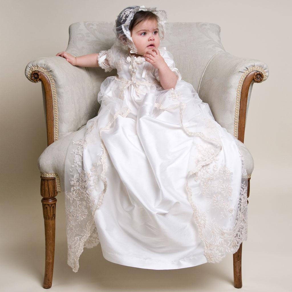 Kristina Girls Christening Dress Collection