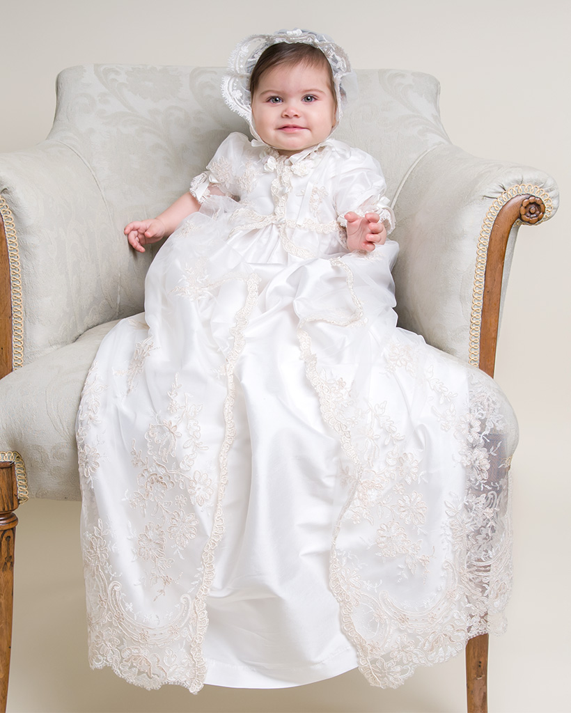 Kristina Heirloom Christening Collection