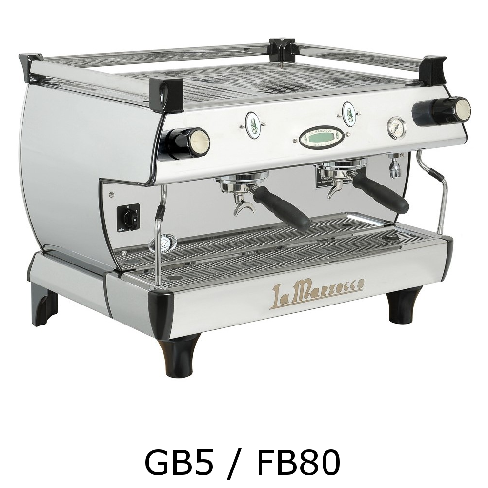 La Marzocco GB5 FB80 Parts