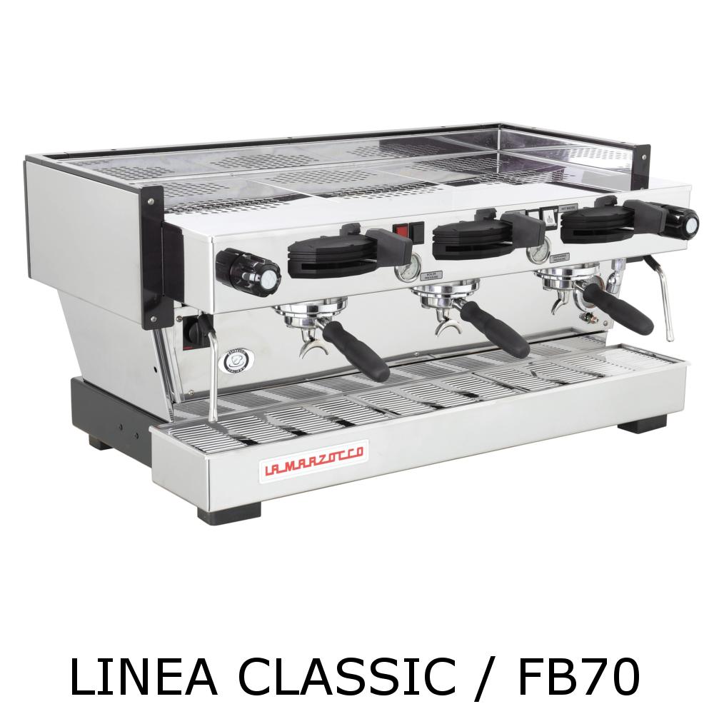 La Marzocco Linea Classic FB70 Parts