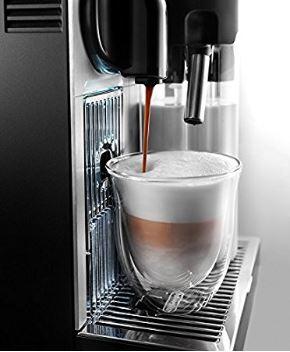 recette café lait latissima pro