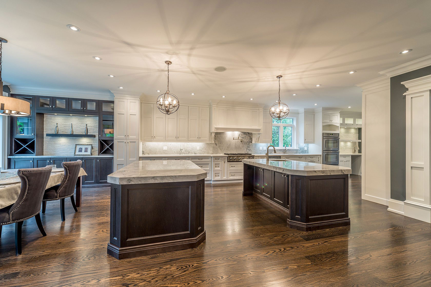 Laurentide Kitchen Cabinet