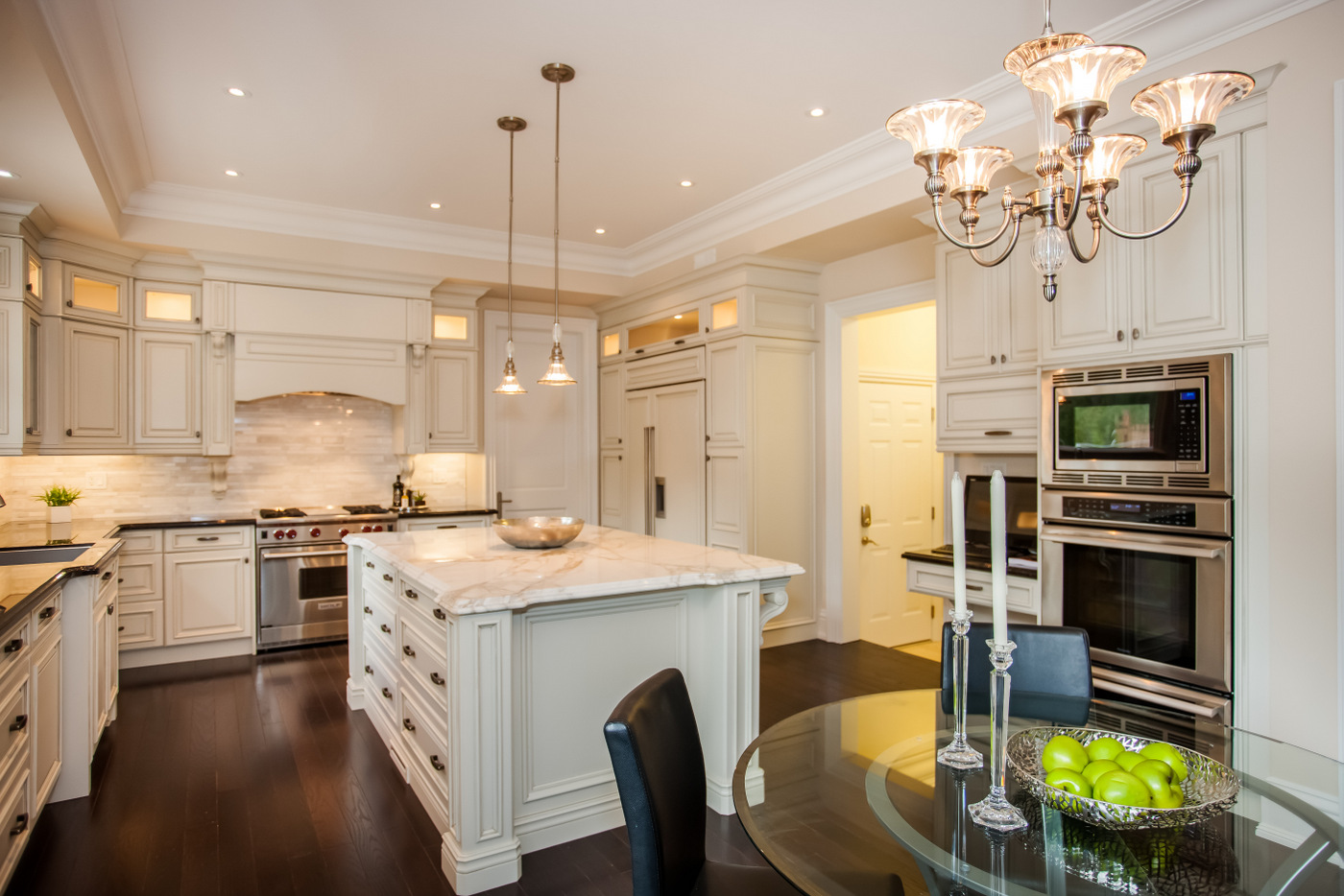 Laurentide Kitchen Cabinets