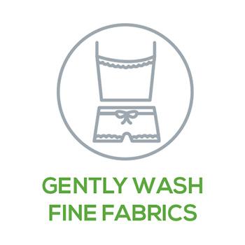 Gently Wash Fine Fabrics