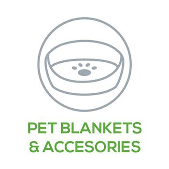 Pet Blankets & Accessories