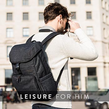 Leisure for him