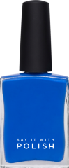 Cobalt Blue Nail Polish
