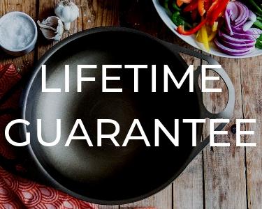 Lifetime Guarantee