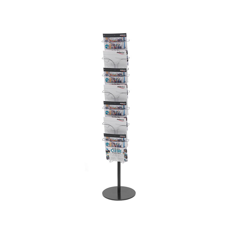 literature floor stands