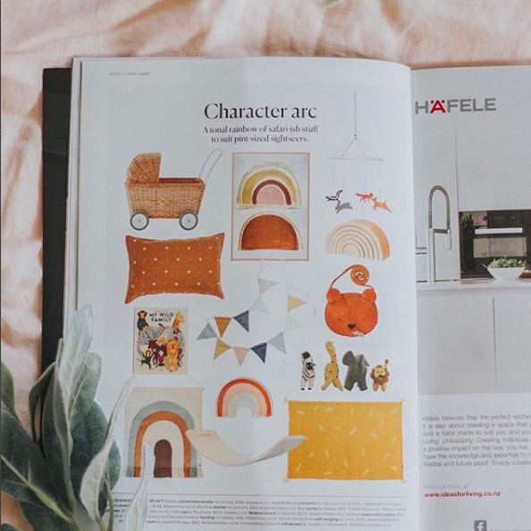Homestyle Magazine + little whimsy