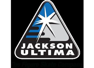 Jackson Ultima Figure Skate Company Logo