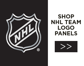 NHL Team Logo Panels