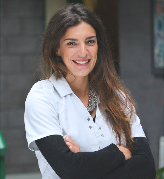 Lucile Battail - Fondatrice du laboratoire cosmétique Laboté